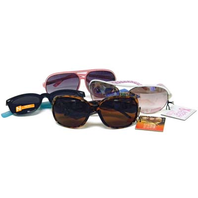 View FOSTER GRANT SUNGLASSES ASSORTED STYLES PREPRICED AT $5.00 AND UP