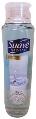 View SUAVE DAILY CLARIFYING SHAMPOO NORMAL TO OILY HAIR 15 OZ MADE IN USA