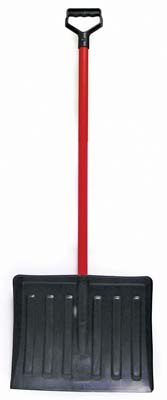 "View SNOW SHOVEL 48""  HANDLE 18""X14""BLADE"