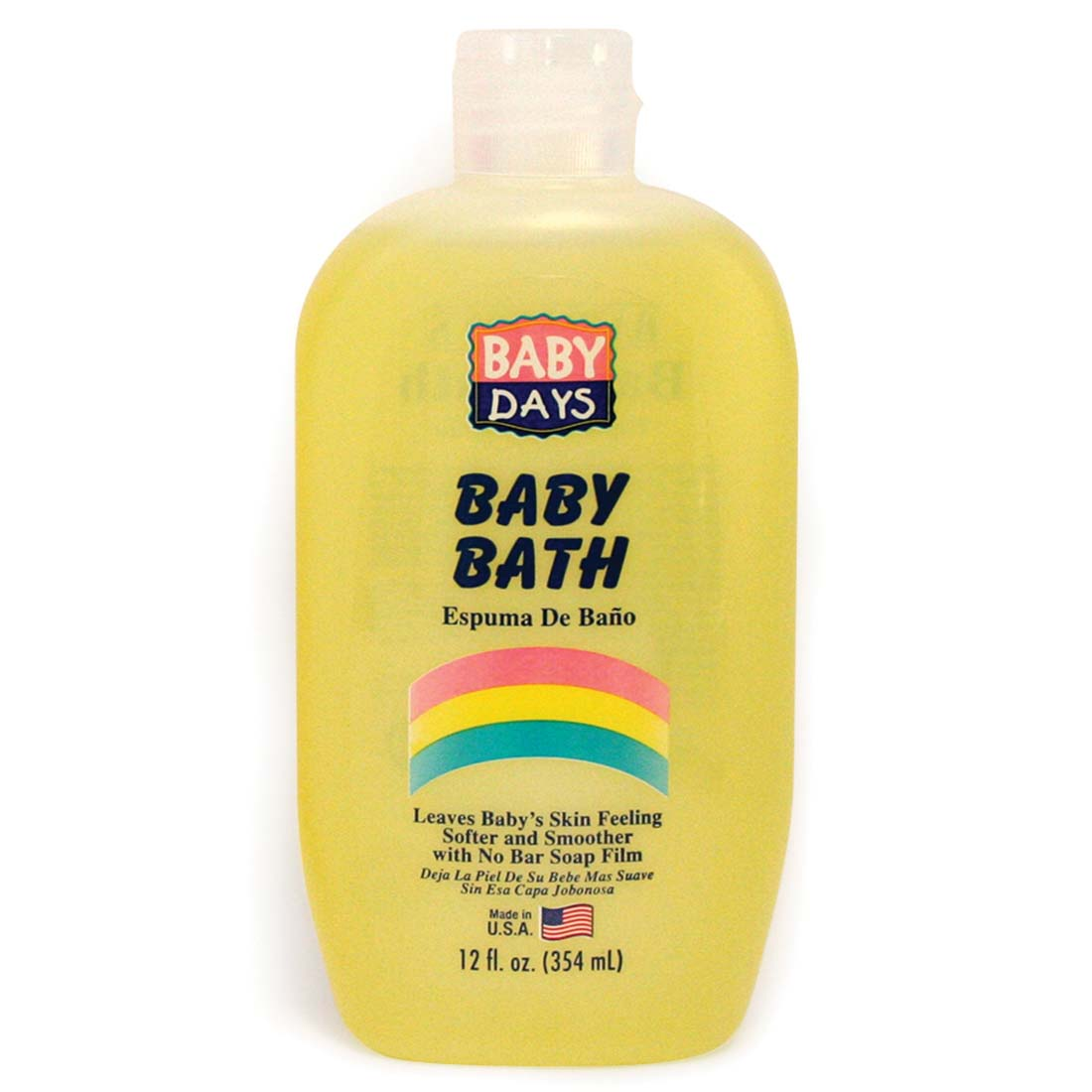 View BABY DAYS BABY BATH 12 OZ **MADE IN USA**