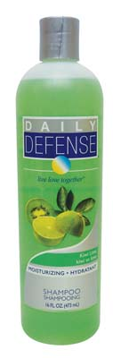 View DAILY DEFENSE SHAMPOO 16 OZ KIWI LIME