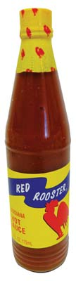 View RED ROOSTER HOT SAUCE 6 OZ LOUISIANA (MADE IN USA)