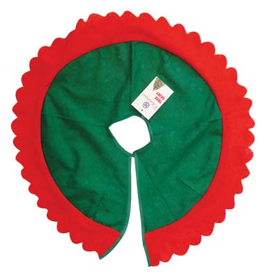 View CHRISTMAS TREE SKIRT 38 INCH