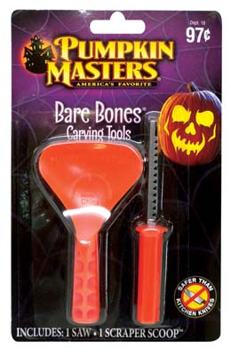 View PUMPKIN MASTERS CARVING TOOLS PREPRICED $0.97
