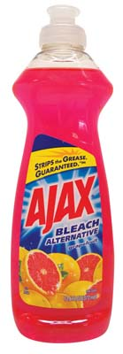 View AJAX DISHWASHING LIQUID 12.6 OZ GRAPEFRUIT WITH BLEACH ALTERNATIVE