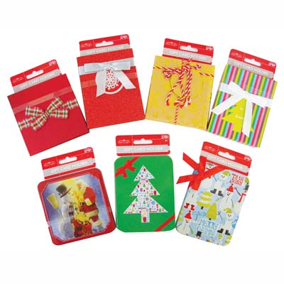 View CHRISTMAS GIFT CARD HOLDER PREPRICED $ 2.99 EACH OR 2 FOR $ 5.00