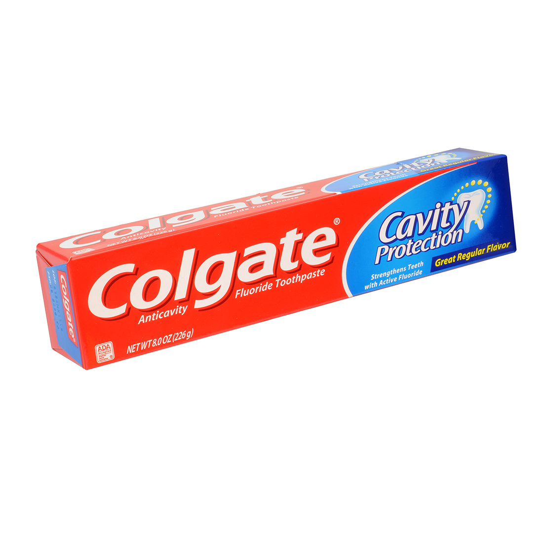 View COLGATE TOOTHPASTE 8.2 OZ CAVITY PROTECTION REGULAR FLAVOR
