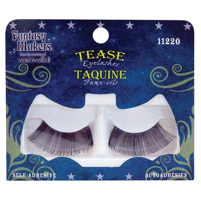 "View FANTASY MAKERS EYELASHES WET N WILD ""TEASE"""