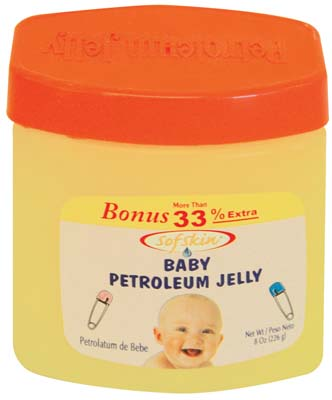 View SOFSKIN PETROLEUM JELLY 8 OZ BABY