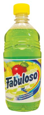 View FABULOSO ALL PURPOSE CLEANER 16.9 OZ PASSION FRUIT