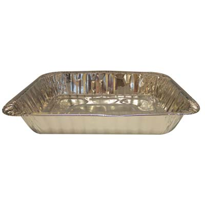 View ALUMINUM JUMBO ROASTER PAN RECTANGULAR 17x12x3.25 INCH