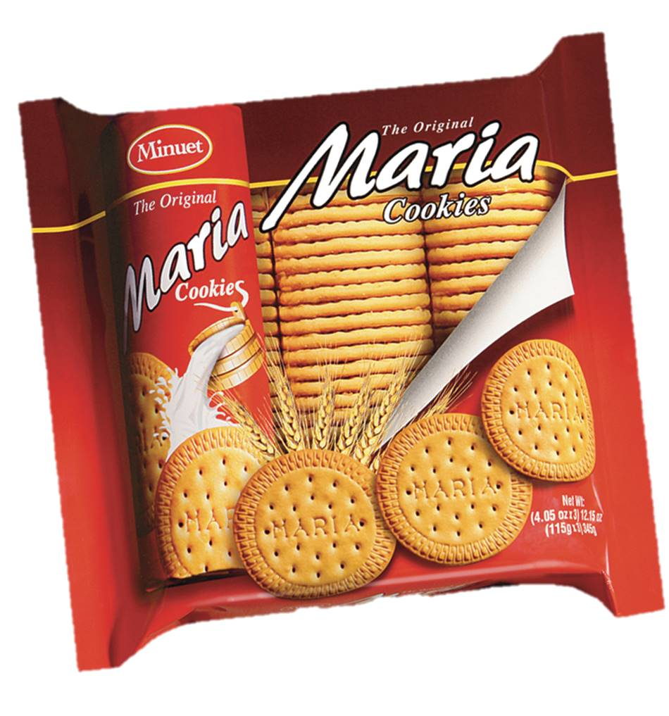 View MINUET MARIA COOKIES 3PK 12.15 OZ ORIGINAL