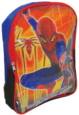 "View MARVEL BACKPACK SPIDERMAN 16"" X 12"" X 5"""
