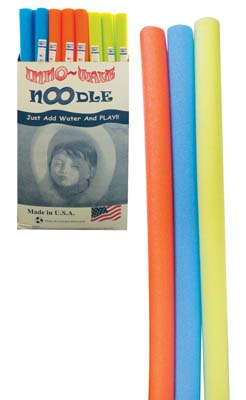 "View INNO WAVE NOODLE 48 INCHES ASSORTED COLORS ""MADE IN THE USA"""