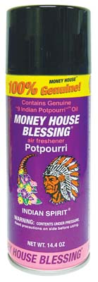 View MONEY HOUSE AIR FRESHENER 14 OZ POTPOURRI