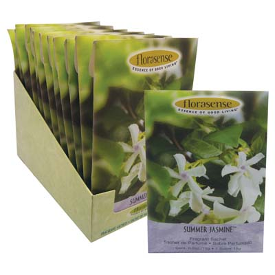 View POTPOURRI SACHET .50 OZ IN DISPLAY SUMMER JASMINE
