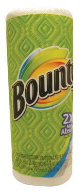 View BOUNTY PAPER TOWELS 44 CT 2PLY INDIVIDUALLY WRAPPED **LIMIT 20**