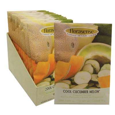 View POTPOURRI SACHET .50 OZ IN DISPLAY CUCUMBER MELON