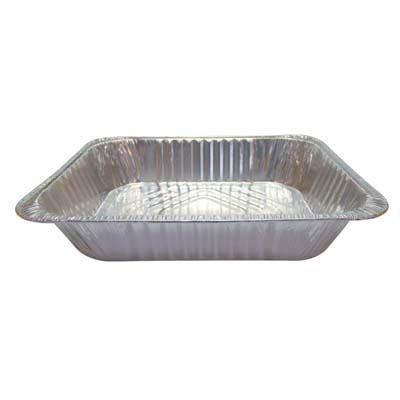 View LASAGNA PAN 1/2 SIZE DEEP 12.5 X 10.5 X 3 INCHES