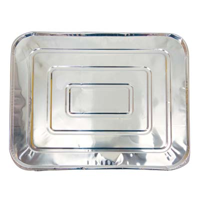 View FOIL LID FOR 1/2 SIZE PAN 13.5 X 11 INCH