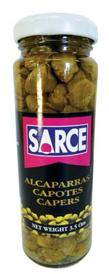 View SARCE CAPERS 3.5 OZ